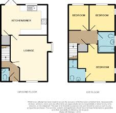 3 bedroom semi detached house for sale in hamley close burnham on