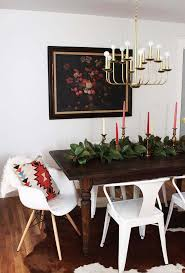 Holiday Table Runners by 136 Best Holiday Decor U0026 Party Ideas Images On Pinterest