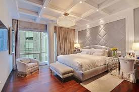 100 master bedroom with hardwood floor coffer coffered