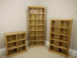 retro style oak bookcase worsley range oak city
