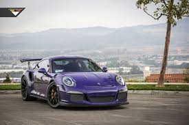 porsche 911 gt3 modified purple vorsteiner porsche 911 gt3 rs cars modified wallpaper