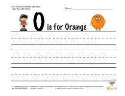 kindergarten worksheets letter o kindergarten worksheets free