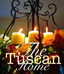Tuscan Home Decor Magazine by The Tuscan Home