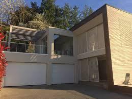porte sezionali hormann h禧rmann per una villa a salsomaggiore terme arketipo