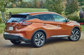 nissan suv back used 2015 nissan murano suv pricing for sale edmunds