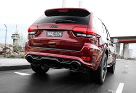 2016 jeep cherokee sport red 2016 jeep grand cherokee srt night review caradvice