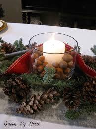 cheap christmas table centerpieces 28 christmas table decorations settings entertaining ideas 2