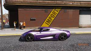 koenigsegg purple purple u0026 bordeaux regera liveries gta5 mods com