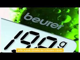 balance de cuisine beurer beurer ks 19 fresh balance de cuisine