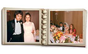 vintage wedding albums the idea of doing marketing that looks like a vintage wedding