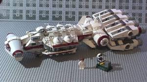 wars corellian corvette lego wars tantive iv review 10198