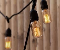 Edison Bulb String Lights Cute Edison Bulbs At String Lights Decorative String Lights