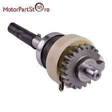 kick start spindle shaft gear for yamaha pw80 peewee 80 piwi py80