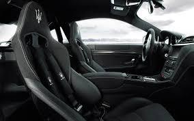 2015 maserati granturismo interior pictures most sexiest car interiors