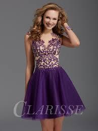 clarisse short formal dress 2918 modest homecoming dresses