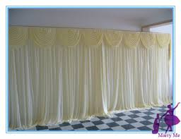 Curtains Wedding Decoration Cheap Curtain Wedding Backdrop Find Curtain Wedding Backdrop