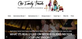 the top 10 family travel influencers on the web today