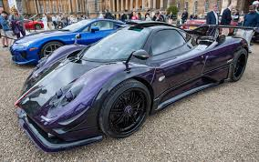 pagani dealership carscoops pagani zonda