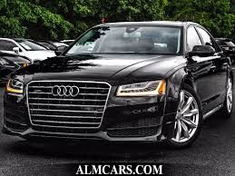 2017 used audi a8 l 3 0 tfsi at atlanta luxury motors serving