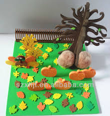foam and tissue fall tree craft kits craft kit thanksgiving