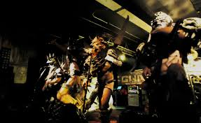 My Symbiotic Relationship With Gwar A Horror Comedy Michael G