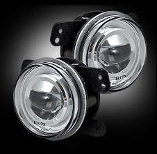 Fog Light Kits Recon Accessories Jeep Oem Replacement Led Fog Light Kits