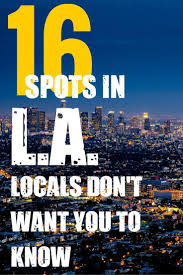 16 spots that la locals don t want you to about venice