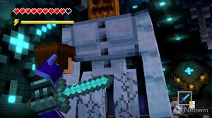 minecraft story mode season two episode two review an amazing