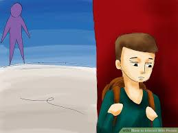how to interact with people with pictures wikihow