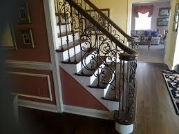 straight stairs custom stairs u0026 finishes medina oh
