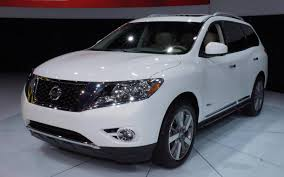 nissan pathfinder diesel review 2015 nissan pathfinder information and photos zombiedrive