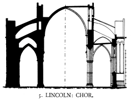 medieval lincoln minster plans and drawings