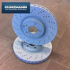 mercedes c class brake discs front brake discs c class w203 c180 compressor sport package