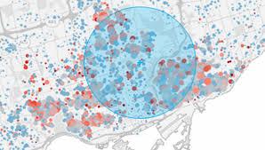 Google Maps Radius Maps Get New Zoom Controls Tableau Public