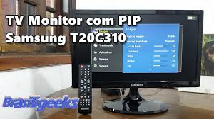 Preferidos TV Monitor Samsung 20
