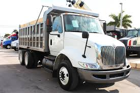 international dump trucks for sale in al