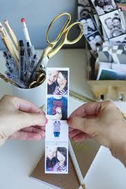 free template turn cell phone photos into faux photo booth pictures
