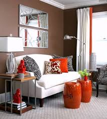 Wandgestaltung Wohnzimmer Gelb Stunning Wandgestaltung Wohnzimmer Orange Contemporary