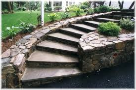 Retaining Wall Stairs Design Driveway Retaining Wall Driveway Blacktop Apron Retaining