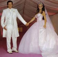 richie wedding dress richie joel maddenwinter themed weddingwinner paperblog