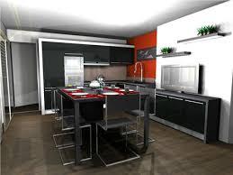 projet cuisine 3d projet 3d appartement aix en provence cuisine stinside