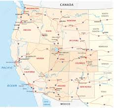map of the united states with arizona highlighted united states map colorado 1877303 stock photo map of the united
