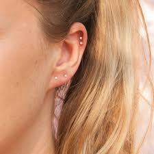 diamond stud earings 9ct gold tiny diamond studs diamonds stud earrings