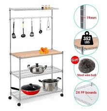 Sei Bakers Rack Top 10 Best Standing Baker U0027s Racks In 2017 Reviews
