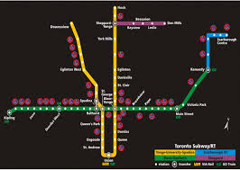 Ttc Subway Map by We Want Accessible Ttc Subway Stations