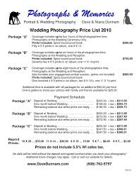 wedding photography prices 26 best pricing packages images on hd wallpaper
