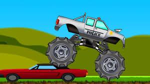 monster truck stunts videos kids children u0027s games