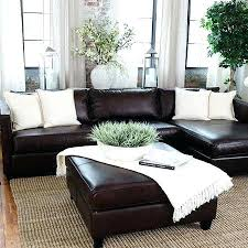 home decor brown leather sofa decorate living room with leather couch home decor living room