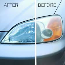 home remedies for cleaning car interior car headlights are no match for this clever cleaning hack