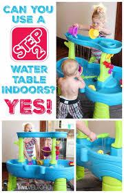 step 2 rain showers water table splash table best table 2018
